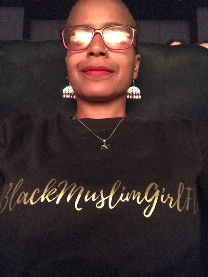 #BlackMuslimGirlFly Tee for sale 2018-02-16 16.58.40