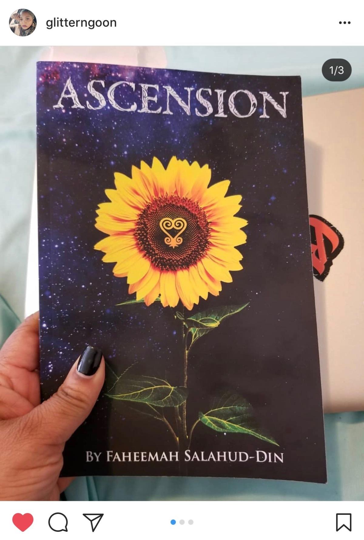 ascension Faheemah_s book