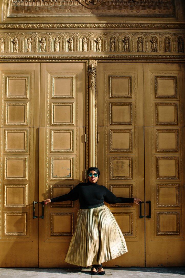Gold Leah-Vernon-Plus-Size-Blogger-Detroit-Body-Positive-Muslim-Girl-Feminist-2