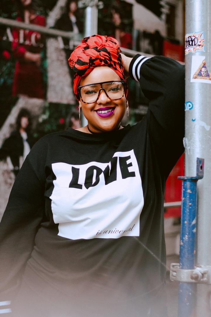 Love Leah Smile Plus-Size-Muslim-Model-Detroit-Body-Positive-Leah-Vernon-Turbanista-New-York-3
