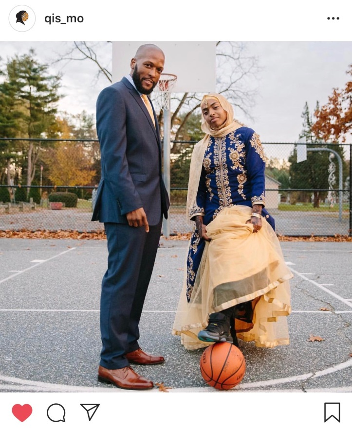 Bilqis Love and Basketball Boss
