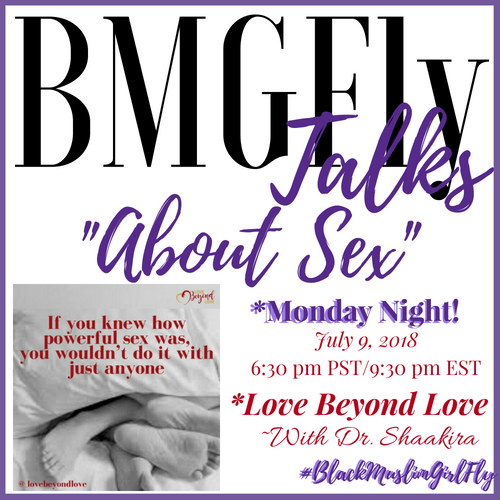 BMGFly Talks About Sex flyer 7-9-18