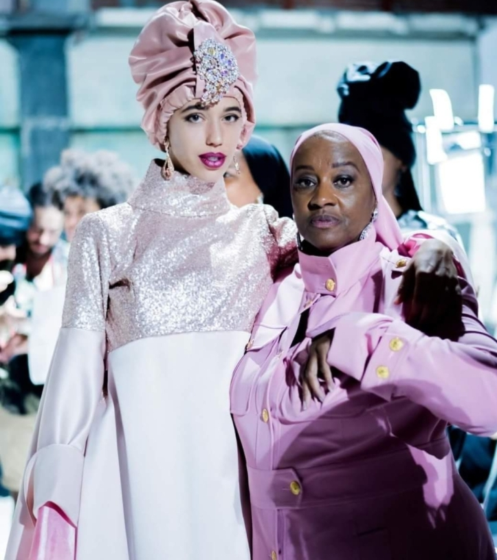 Carmen Muhammad Fashion Designer